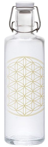 Soulbottle 'Flower of Life' - 1,0 l